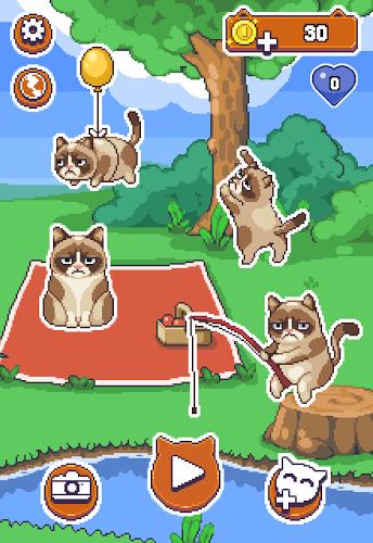 不爽猫史上最差游戏截图(5)