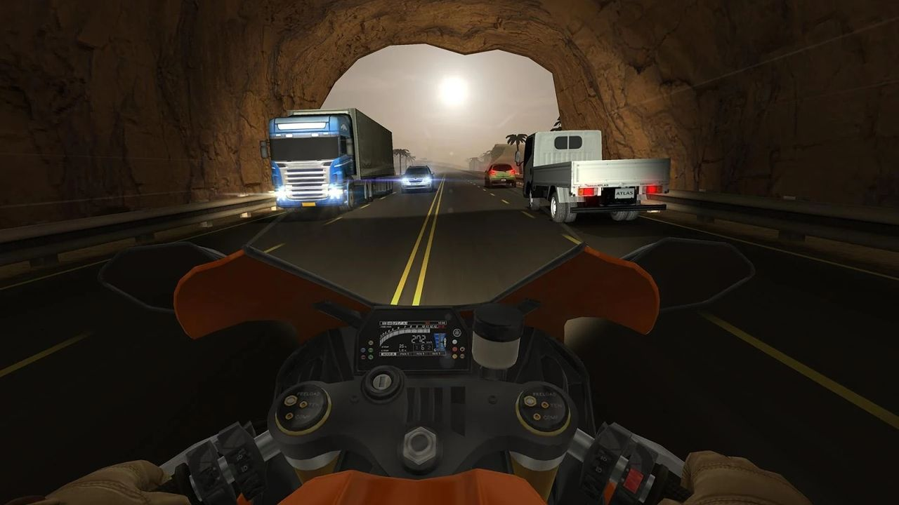 公路骑手截图(4)