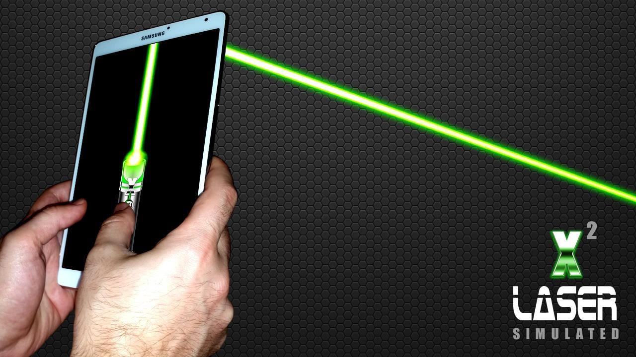 激光笔X2模拟器截图(3)