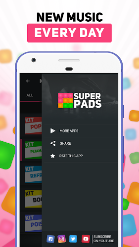 SUPER PADS - Hits截图(5)