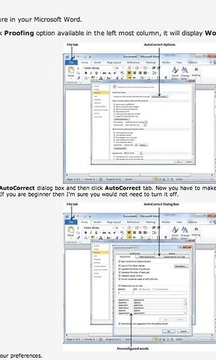 Microsoft Word Tutorials