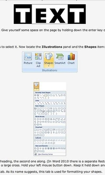 Microsoft Word Tutorials