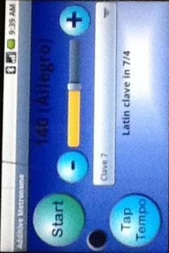 Additive Metronome