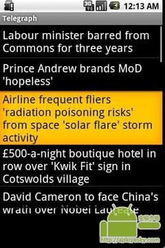 轻松阅读:英国新闻
