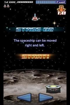 Space Wander Landing