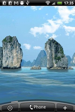 Ha Long Bay LWP 1 free