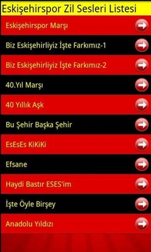 Eskişehirspor Zil Sesi