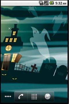 Halloween Wallpaper Changer