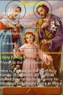 Plea To Saints