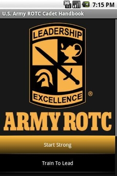U.S. Army ROTC Cadet Handbook