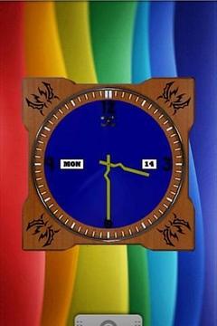 Classic Clock Live Wallpaper