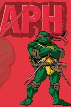 热门动漫忍者龟