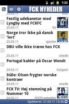 FCK Nyheder Lite
