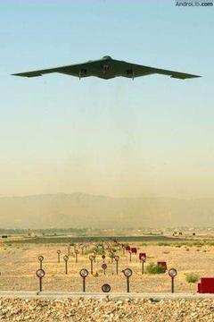 隐形轰炸机:B - 2幽灵