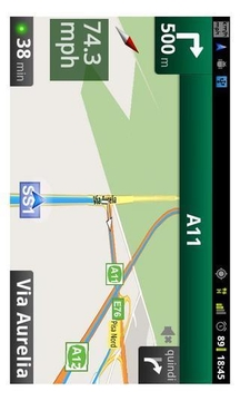 Speedometer for navigator free
