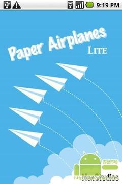 纸飞机-简化版