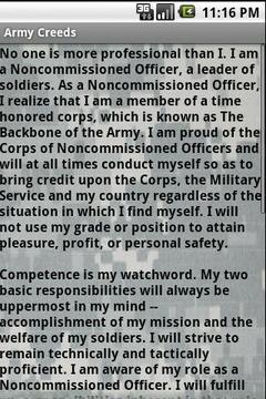 军队的教条和信息自由