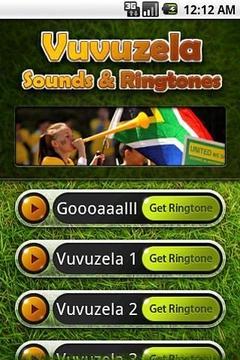 庆祝世界杯的呼呼塞拉乐器