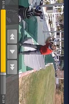 袖珍职业高尔夫球手