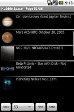 哈勃太空图片