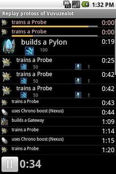 StarCraft II Replay Lite