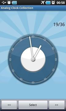 桌面时钟集 Analog Clock Collection