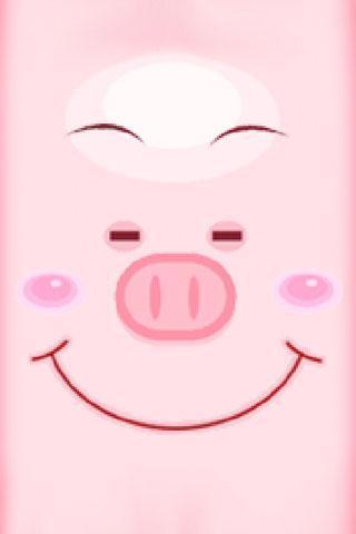 可爱的小猪动态壁纸