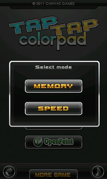 Tap Tap ColorPad