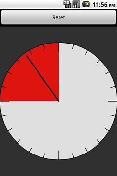 Boxe Round Clock
