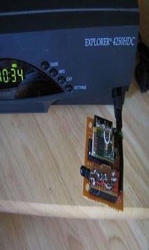 Cable Box Remote Control