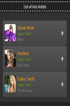 isMusic Taylor Swift