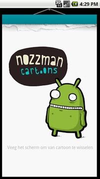 Nozzman Cartoon Viewer