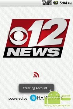 CBS12新闻天气