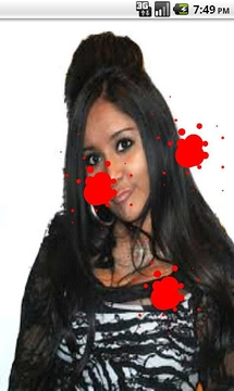 Punch Snooki