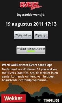 Evers Staat Op!