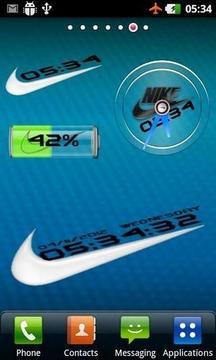 Nike Widget Set Free