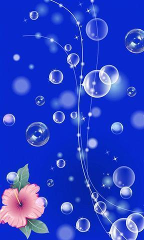 首页 应用中心 聊天.通讯 泡泡动态壁纸