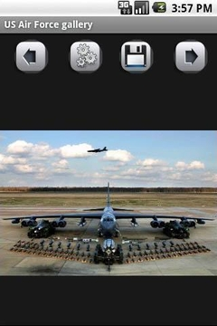 美国空军画廊