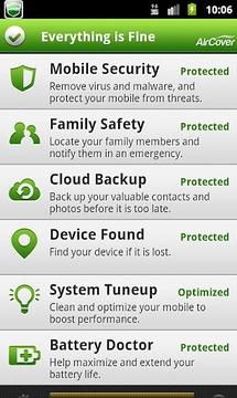 AirCover防盗杀毒软件