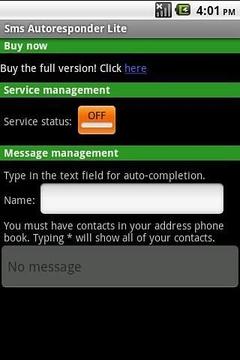 """短信自动回复""""精简版"""