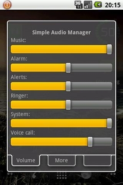 Simple Audio Manager