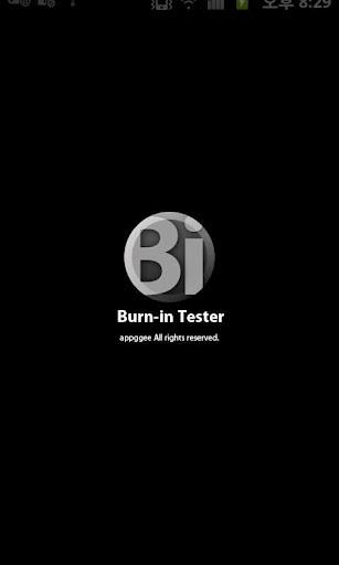 Burn-in Tester Pro