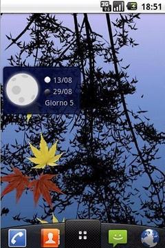 Magic Moon Widget