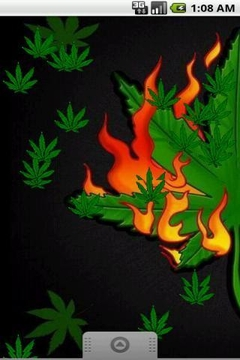 Fire Weed Live Wallpaper