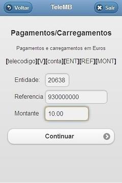 TeleMB por SMS