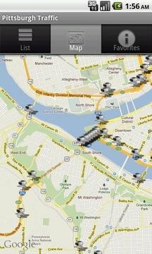 Pittsburgh Traffic