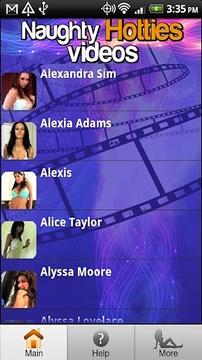 Hotties Videos