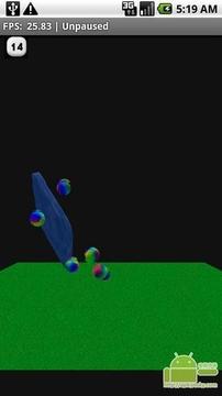 饼图3D物理演示