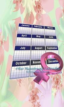 4Her Menstrual Calendar