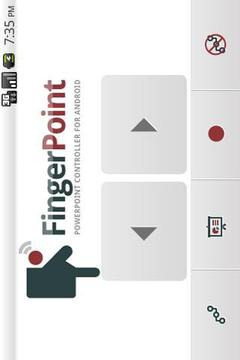 Finger Point PowerPoint
